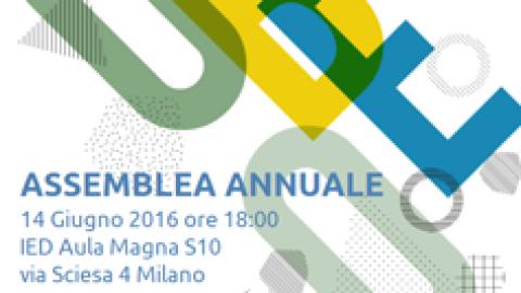Assemblea annuale OBE 2016