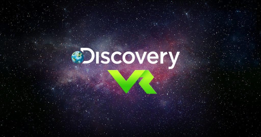 Discovery VR Branded Content Entertainment