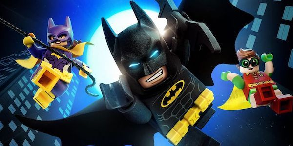 LEGO Batman Branded Content Entertainment