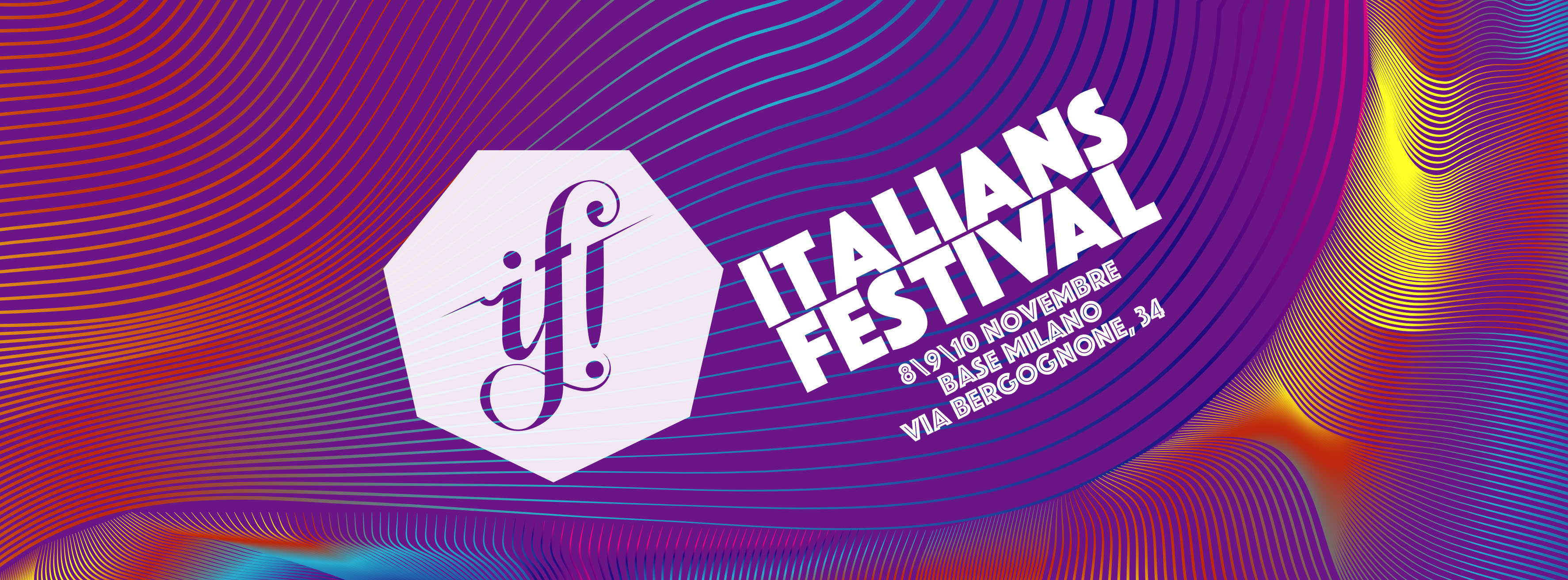 OBE PARTNER DI IF! ITALIANS FESTIVAL