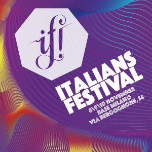 IF Italians Festival 2018