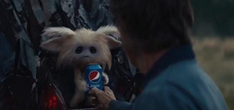 THE ENCOUNTER   Pepsi