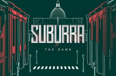 SUBURRA THE GAME | Suburra