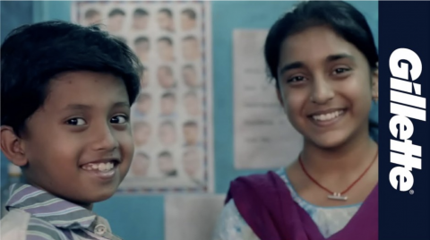 THE BARBERSHOP GIRLS OF INDIA | Gillette