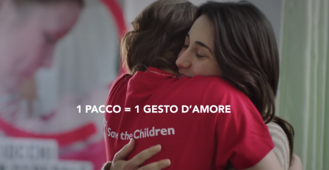 GESTI D'AMORE | Pampers
