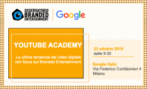 YouTube Academy