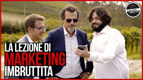 LA LEZIONE DI MARKETING IMBRUTTITA | Fiat