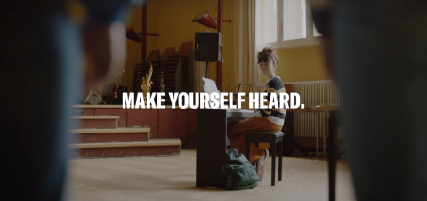 MAKE YOURSELF HEARD | Yamaha Music