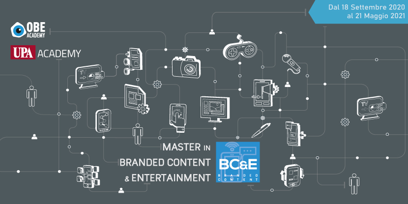 Master in Branded Content & Entertainment